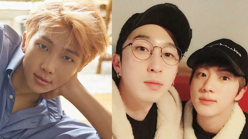 Sleepy habla sobre Rap Monster de BTS antes de su debut y cuenta una historia sobre su encuentro con Jin (en donde presenta a Jimin)