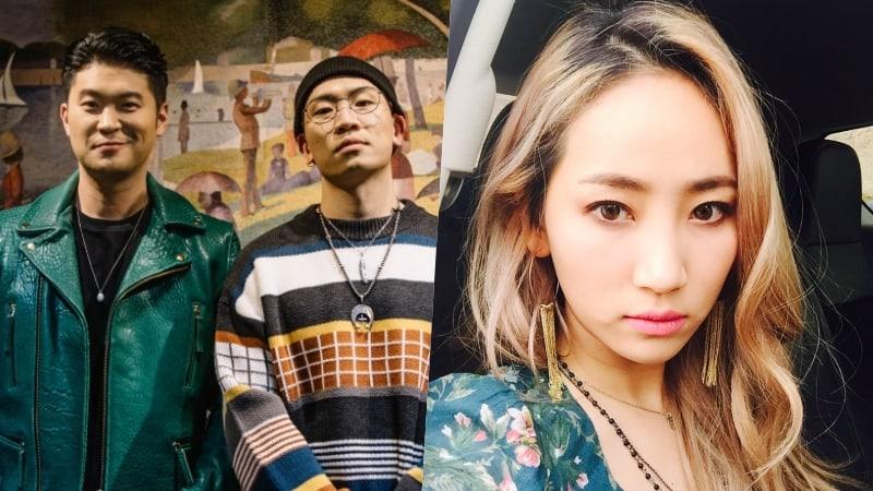Dynamic Duo ofrece actualización sobre las preparaciones para el álbum de Yeeun