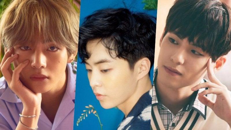 Ídolos masculinos de K-pop que tienen una hermosa caligrafía