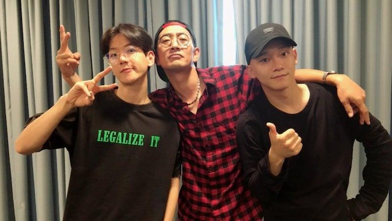 Baekhyun y Chen hablan sobre colaboraciones y el apoyo entre los miembros de EXO