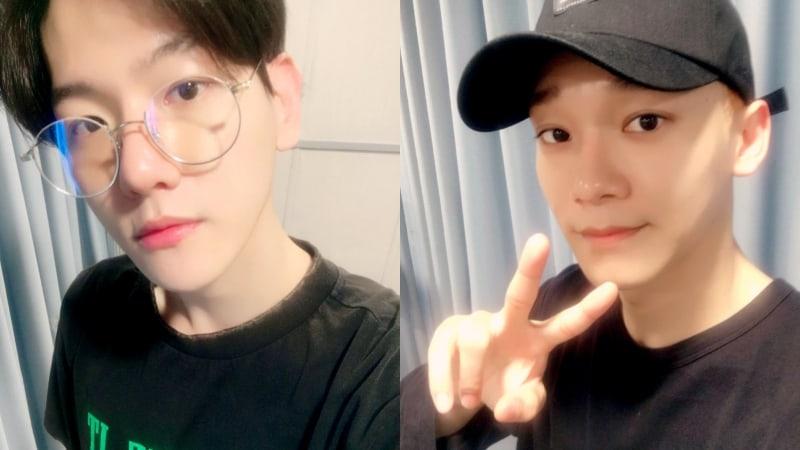 Chen y Baekhyun de EXO hablan sobre el #KoKoBopChallenge y sus conceptos únicos