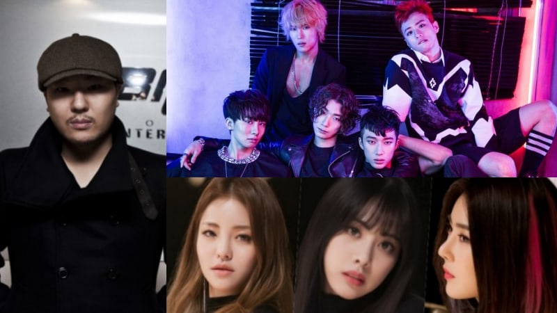 "Brave Brothers se sincera sobre la unión de BIGSTAR y Brave Girls a ""The Unit"""