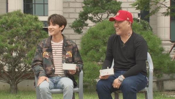 Samuel Kim confunde a Brave Brothers con su honesta primera impresión
