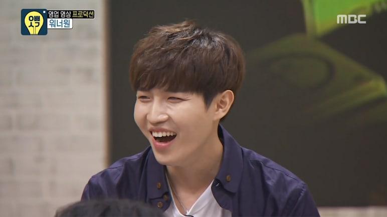 Kim Jae Hwan habla sobre la popularidad de Wanna One + Se escoge a él mismo como uno de los miembros más populares