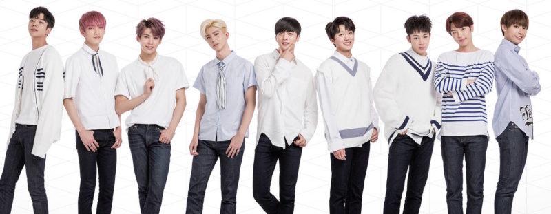 SF9 se embarcará en una gira de reunión de fans