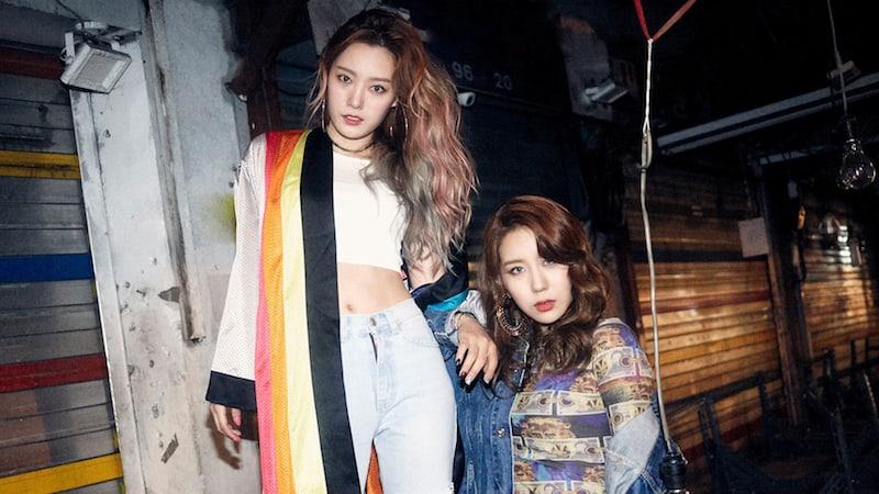 """Nari y Jiae de Wassup confirman su aparición en el programa """"The Unit"""""""