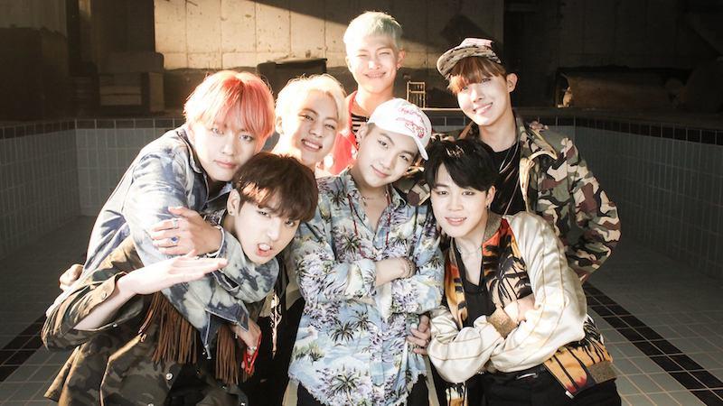 """""""Fire"""" de BTS es el segundo video del grupo en alcanzar los 200 millones de visitas en YouTube"""