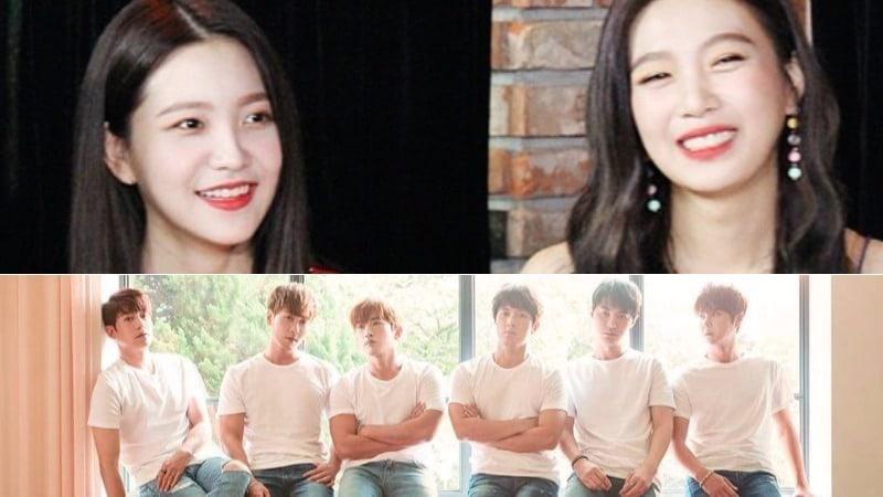 Yeri y Joy de Red Velvet revelan un rumor que escucharon sobre Shinhwa durante sus días de entrenamiento