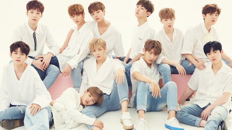 Wanna One confirma su regreso con un álbum repackaged en noviembre