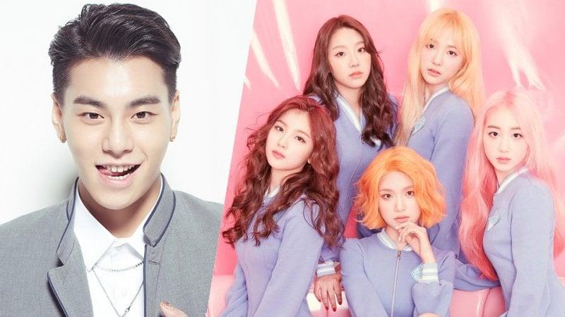Kim Sang Gyun anima a ELRIS en su showcase de comeback