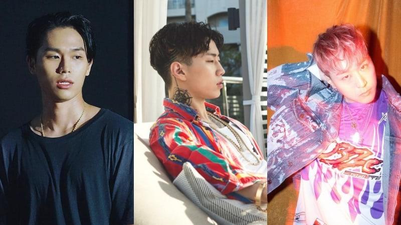Jay Park, Sik-K y pH-1 liberan teaser para nueva colaboración