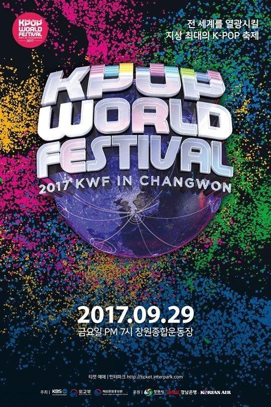K-Pop World Festival publica un nuevo premio a la popularidad en Twitter