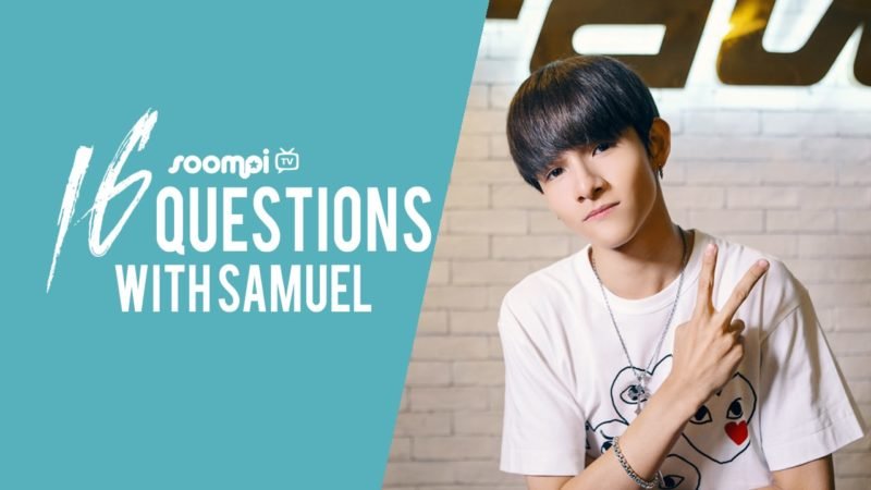 Samuel acelera corazones al contestar preguntas de los Soompiers
