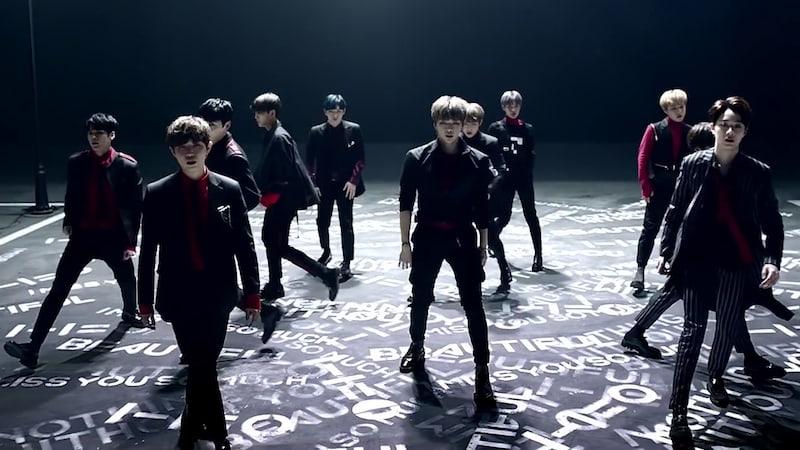 "[Actualizado] Wanna One revela teaser para la versión performance del video musical ""Beautiful"""