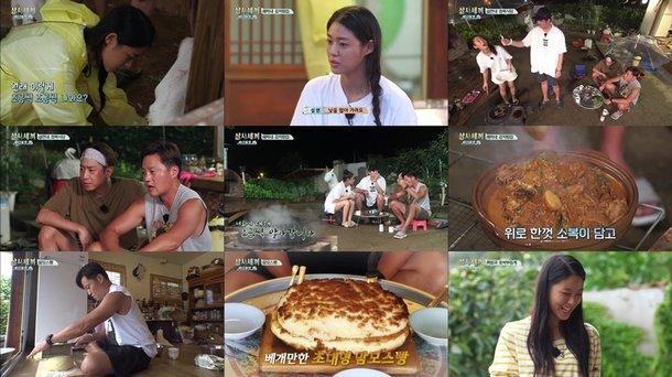 """""""Three Meals A Day"""" registra rating alto otra vez con la aparición de Seolhyun de AOA"""