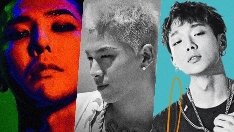 Artistas YG lideran las listas internacionales de álbumes de iTunes