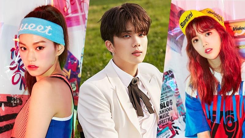 """Youngjae de B.A.P se une a Kim Doyeon y Sooyeon de Weki Meki como MCs especiales de """"The Show"""""""