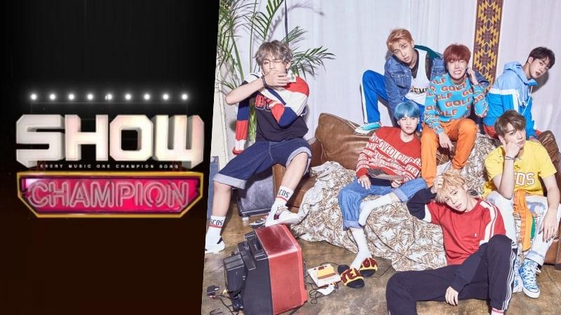 """""""Show Champion"""" emitirá esta semana un especial de BTS en lugar del programa en vivo"""
