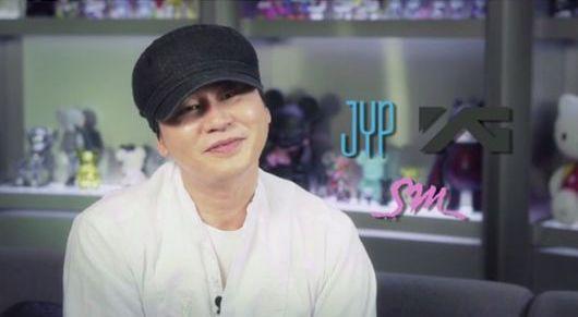 Yang Hyun Suk confirma la participación de un aprendiz de JYP en su programa de supervivencia + También quiere aprendices de SM