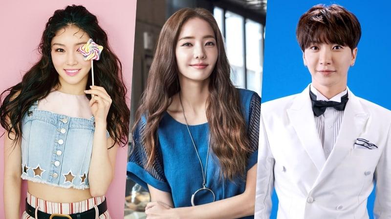 Kim Chungha se unirá a Han Chae Young y a Leeteuk como conductora de un programa de variedad de belleza
