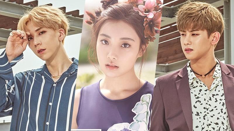 """Timoteo y Ho Jeong de HOTSHOT y la antigua miembro de April Hyunjoo se unen a """"The Unit"""""""