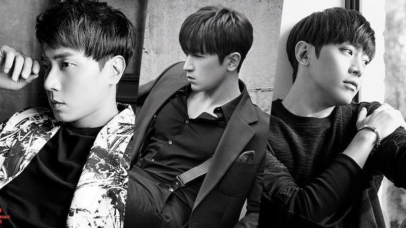 """Andy y Lee Min Woo de Shinhwa visitarán a Eric en """"Three Meals A Day"""""""