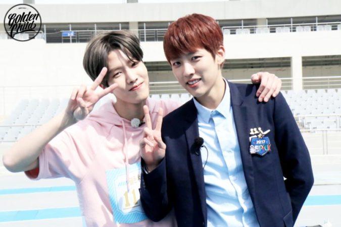 Daeyeol de Golden Child revela si piensa que es más atractivo que su hermano Sungyeol