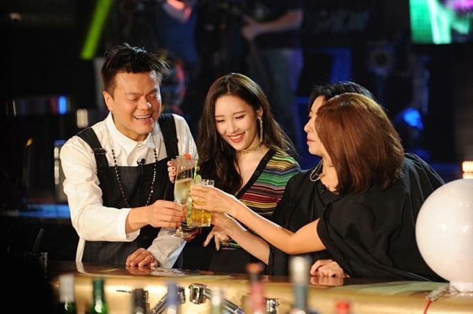 Park Jin Young admite que le preocupó la decisión de Sunmi de dejar JYP