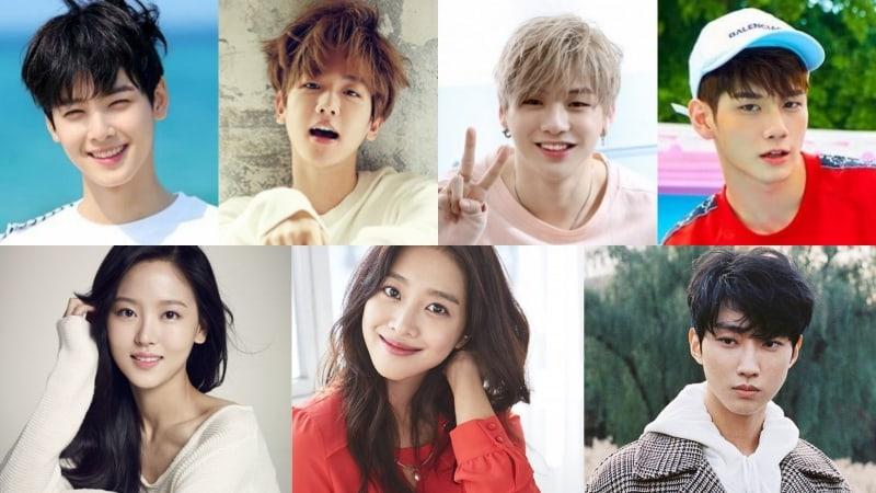 [Actualizado] Cha Eun Woo y Kang Han Na se suman a los confirmados para programa de variedades de SBS