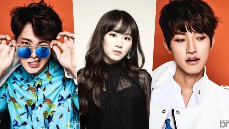 """Se reporta que los miembros de A-JAX se unirían a """"The Unit"""", Jo Hyun Ah de Urban Zakapa en conversaciones para ser mentor"""