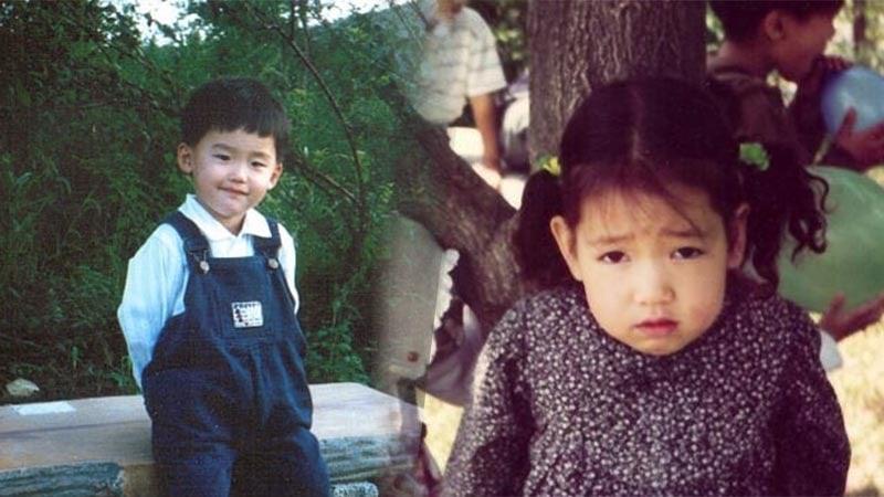 17 estrellas Hallyu que eran absolutamente adorables de niños