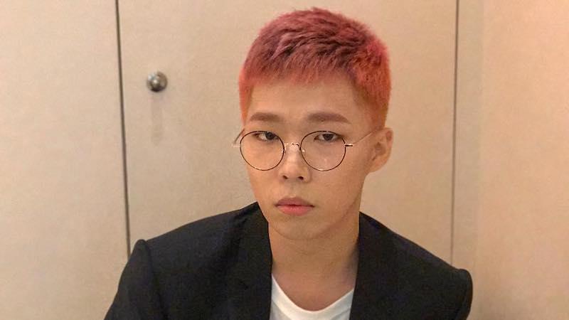 Revelada la primera imagen de Lee Chan Hyuk de Akdong Musician en los Marines