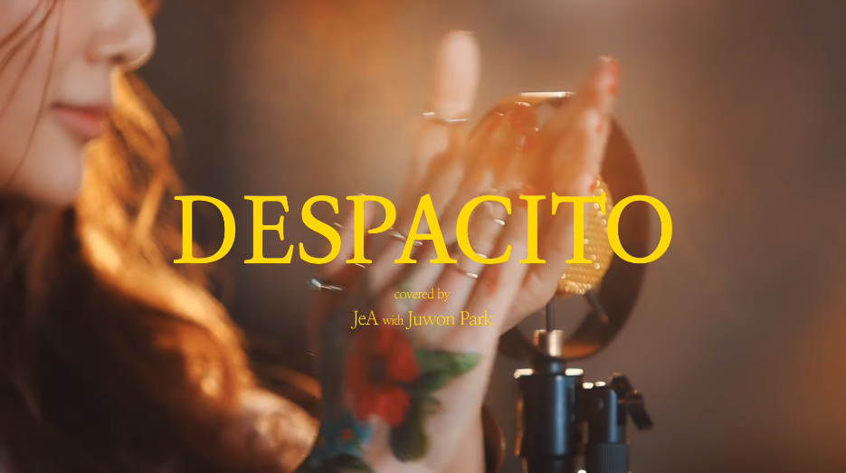 """JeA de Brown Eyed Girls interpreta """"Despacito"""" en un impecable español"""