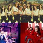 17 veces que los grupos femeninos del K-Pop nos sorprendieron con sus poderosas presentaciones