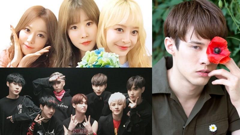 """Miembros de Melody Day, EXP Edition y MVP confirmados para """"The Unit"""" + Detalles de primera eliminación y competencia revelados"""