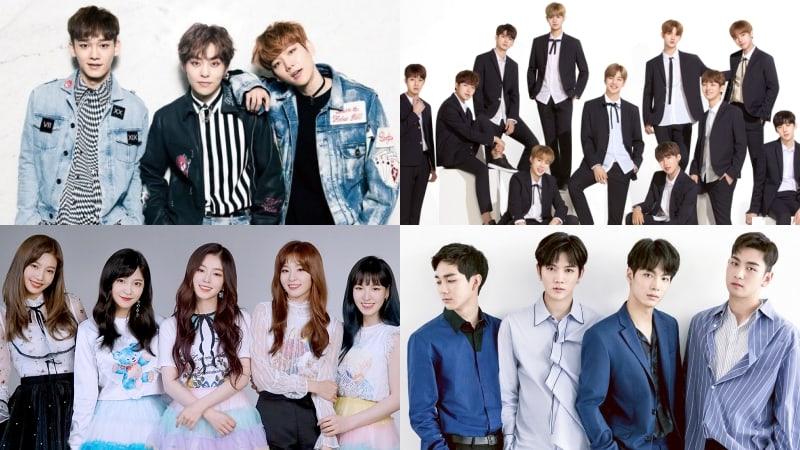 Anunciados los artistas que actuarán en el 2017 Dream Concert en Pyeongchang