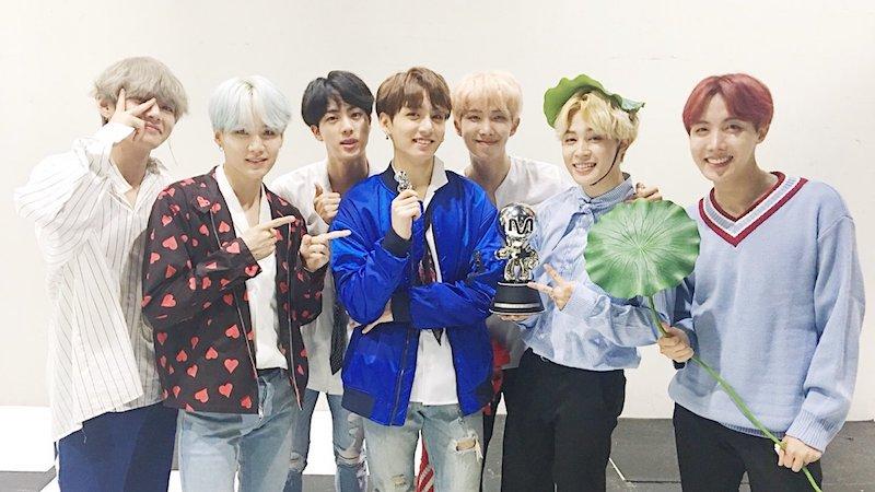 """BTS obtiene tercera victoria con """"DNA"""" en """"M!Countdown"""" – Presentaciones de B1A4, PENTAGON y más"""