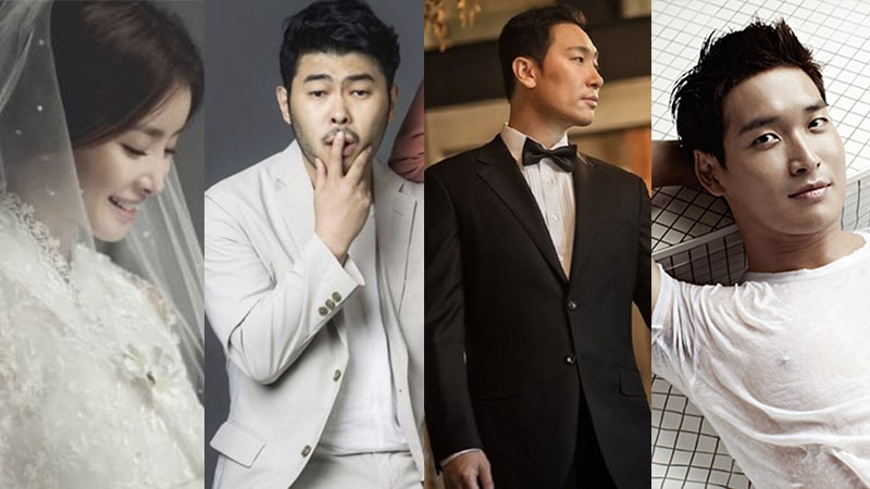 4 celebridades que hoy celebran su boda