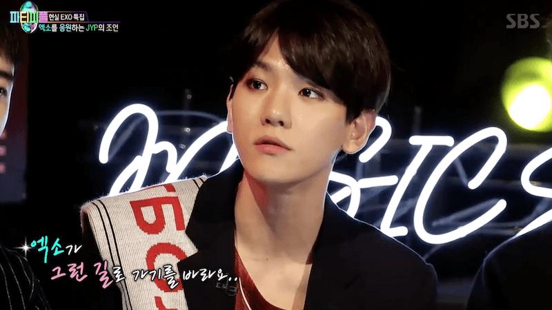 Baekhyun de EXO habla sobre superar los prejuicios en contra de ídolos y sus fans