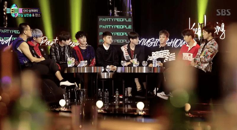 Los miembros de EXO comparten sobre qué los motiva a seguir adelante durante los momentos difíciles como celebridades