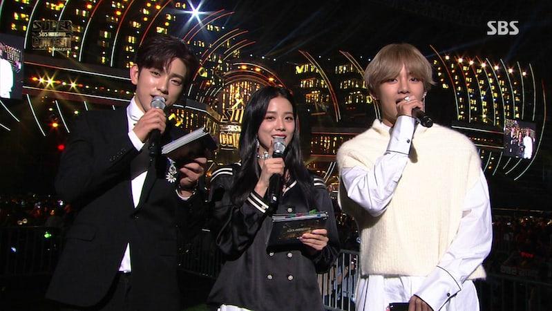 """BTS, JJ Project, Red Velvet y BLACKPINK, entre otros, actúan en """"Inkigayo Super Concert In Daejeon"""""""