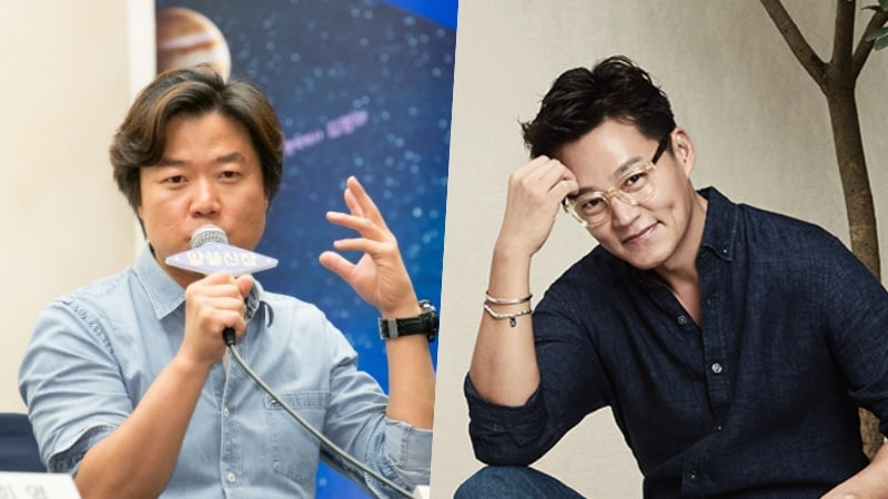 PD Na Young Suk se sincera sobre su amistad con el actor Lee Seo Jin