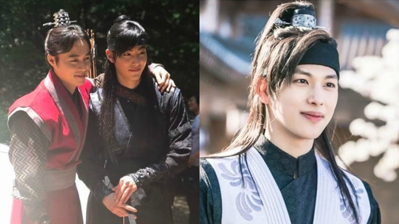 "El actor de ""The King Loves"", Park Young Woon, comparte historias de la generosidad de Oh Min Seok e Im Siwan"