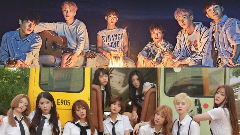 Se confirma que SNUPER y DIA asistirán a los 2017 Asia Artist Awards