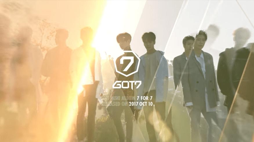 """[Actualizado] GOT7 da un adelanto de todas las canciones de su próximo mini-álbum """"7 For 7"""""""