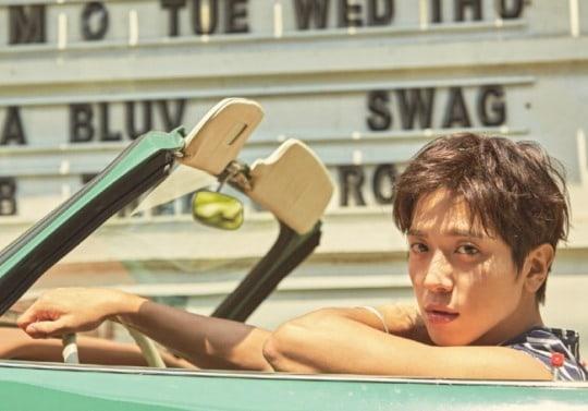 Jung Yong Hwa de CNBLUE celebra sus 8 años como actor con una foto nostálgica