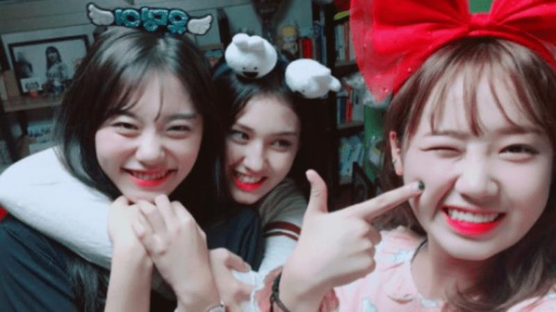 Choi Yoojung de Weki Meki niega rumores de consumo de alcohol con Jeon Somi y Kim Sohye