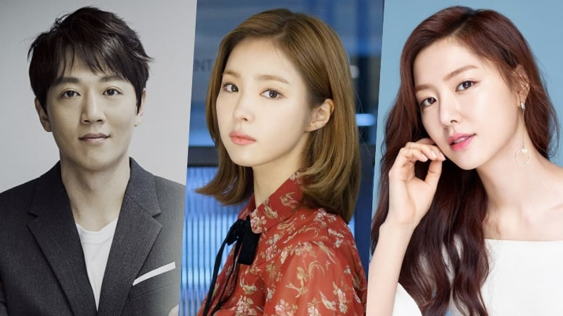 Kim Rae Won, Shin Se Kyung y Seo Ji Hye confirmados para próximo drama romántico y de fantasía