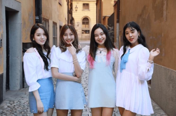 """El grupo femenino HIGHTEEN pospone su regreso + Participará en el programa de YG, """"MIXNINE"""""""