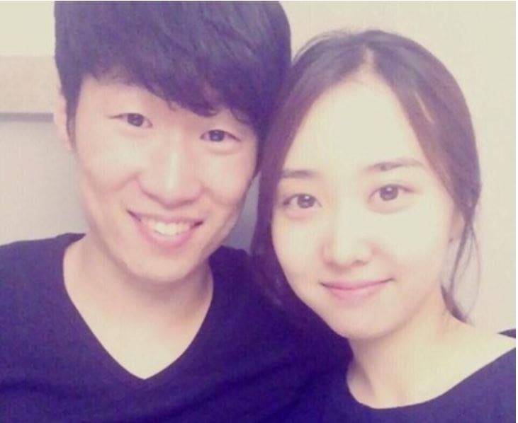 Park Ji Sung y Kim Min Ji están a la espera de su segundo hijo